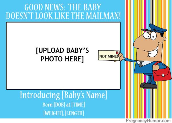 free online birth announcements