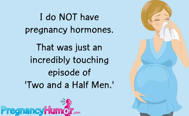 Pregnancy eCards: Not Playing the Hormonal Card - Pregnancy ...