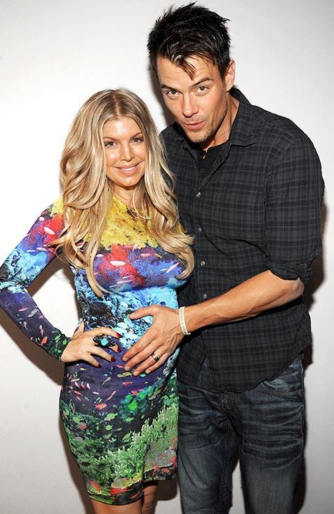 fergie-pregnant
