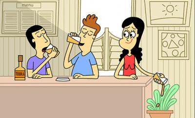 Pregnancy Week 5 Comic