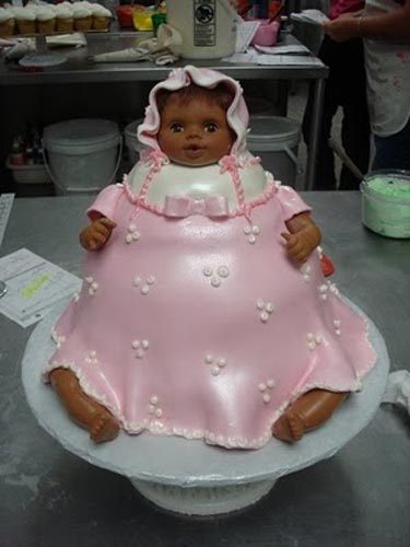 Pregnancy Cakes Gone Wrong