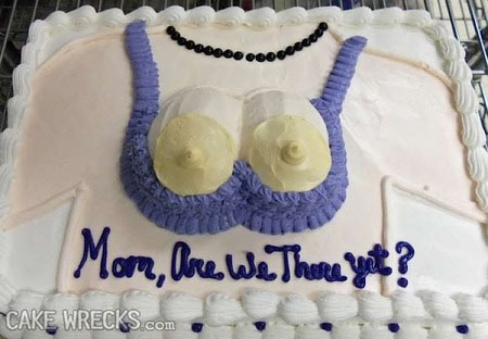 Weird Baby Shower Cakes Archives Pregnancy Humor